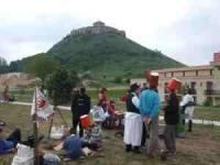 Tizenkettedszer rendezték meg Sümegen a várostromot